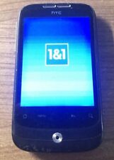 HTC  Wildfire  - Metallic Mocha (Ohne Simlock) Smartphone Handy Android