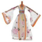 Dress for Barbies Classical Beautiful Chinese Ancient Dress Dolls Toys 6 Color B