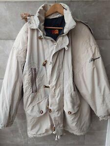 Bogner Designer Jacket Fur Hood. Size Large