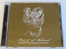 Sound of Salsoul the Best of The Salsoul Orchestra Double CD Japan