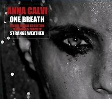Anna Calvi One Breath CD Deluxe Edition Mercury Music Nominee 2014