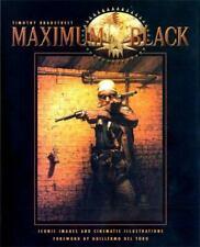 Other AEG Products : Maximum Black - Hardbound Alderac Entertainment Group