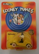 ERTL LOONEY TUNES SYLVESTER CAR DIECAST NEW & SEALED