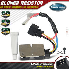 A/C Blower Motor Resistor for Mercedes Benz W140 C140 S320 S350 S420 S500 CL500