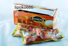 5 Boxes Coffee Mocha With Cocoa Ganoderma Gano Excel Cafe lucidum red mushroom