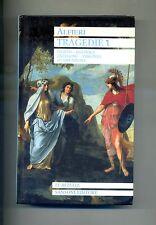 Vittorio Alfieri # TRAGEDIE 1 # Sansoni Editore 1990