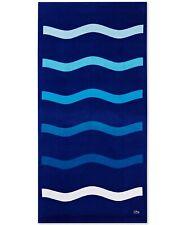 Lacoste Signature BEACH TOWEL, Saunatücher SWIMMING TOWEL XXL, Neu