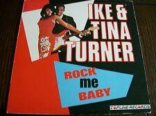 Ike & Tina Turner,Rock Me Baby (Shake A Tail Feather) 12 Tracks