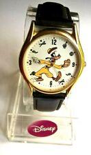 "Backwards Disney Channel ""Goofy Baseball Player"" Wristwatch RARE *HTF *Working!"