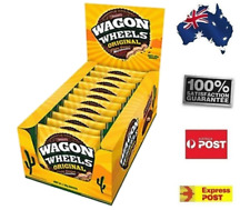 16 Pack Wagon Wheels Arnott's 48Gram Delicious Chocolate Pantry FREE POSTAGE