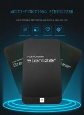 UV Ultraviolet Cell Phone Sterilizer Sanitizer Box Disinfection Case Cleaner UVC