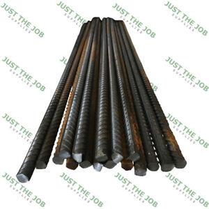 Reinforcing Steel Bar for Concrete Rebar Reinforcement - 10mm 12mm 16mm ø Ribbed