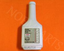 GENUINE Infiniti & Nissan Full Sythentic Power Steering Fluid 12oz
