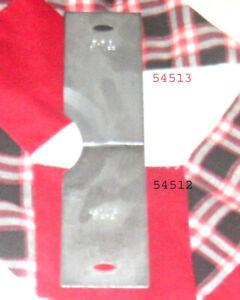 Front & Back Slide Plates for Singer sewing machines 27, 28, 127, 127 K , 128 k