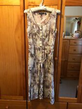 Sportscraft Cotton & Silk Dress Size 10