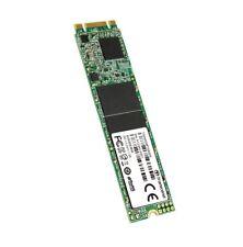 240GB Transcend M.2 SATA III 6Gb/s SSD MTS820S Flash 3D TLC 80mm Factor de forma