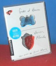 Gates of Heaven/Vernon, Florida (Blu-ray Disc, 2015, Criterion Collection)