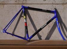 NOS Look KG121 carbon/alu frame-set, 53 cm. Look Design System