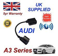 AUDI A3 Música Bluetooth Streaming Módulo para ipod htc nokia lg Sony Sony etc