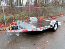 2020 Olympic Om6-1E 12' Tilt Deck 5.2K Utility Equipment Trailer bidadoo -New