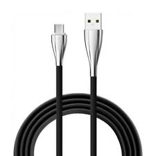 TPE USB CABLE CHARGER SYNC CORD 6FT LONG MICRO WIRE [ZINC Z0Z for PHONE / TABLET