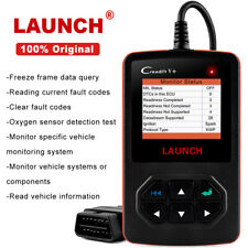 OBD2 Car Code Reader Engine Fault Diagnostic Tool O2 Sensor Evap System Scanner