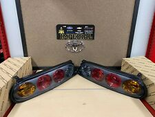 1997-1998 TOYOTA SUPRA GENUINE OEM LEFT & RIGHT TAIL LIGHTS LAMPS