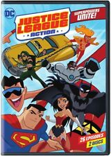 Justice League Action: Superpowers Unite Ssn 1 Dvd