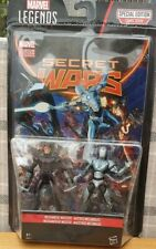 Marvel Secret Wars Custom Edition Comic With Machine Man & Superior Iron Man New