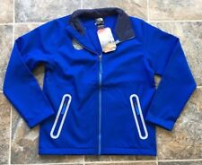 NWT The North Face Apex Bionic Honor Blue Fleece Zip Jacket  Youth  Large