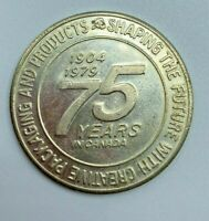 1979 American Can of Canada Diamond Jubilee Medal Token