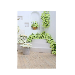 3x5/5x7ft Wedding Romantic Backdrop Flower Photography Studio Background Vinyl