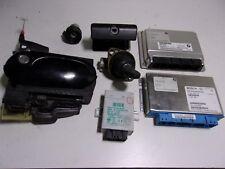 03 BMW 530 ECU ENGINE DME IGNITION IMMOBILIZER LOCK SET 61356905670 OEM M2