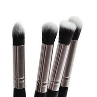 4Pcs Pro Eyeshadow Blending Powder Foundation Brush Set Cosmetic Makeup Tool #A