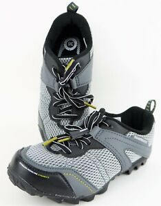 🔥SHIMANO SH-MT23 Mens US 3.7 EUR 36 Gray Cycling Shoes $60 MSRP🔥