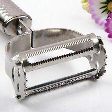 Stainless Steel Vegetable Potato Peeler Parer Meat Cutter Slicer Kitchen Tools