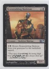 2011 Magic: The Gathering - Core Set: 2012 #104 Reassembling Skeleton Card 0a1