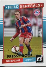 Donruss SOCCER 2015 GOLD [99] CAMPO generali Chase Card #11 PHILIPP LAHM
