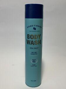 Hand In Hand Body Wash Sea Salt Sweet Mint & Eucalyptus 10 Oz