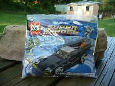 LEGO new POLYBAG set 30161 DC Super Heroes BATMOBILE Batman Factory sealed