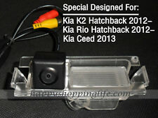 Back Up Camera for Kia Rio K2 Hatchback 2012 Ceed 2013 Rear View Reverse Camera