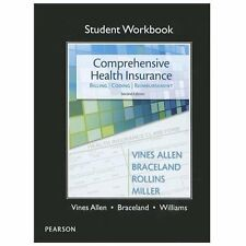 student Workbook for Comprehensive Health Insurance: Billing, Coding &-ExLibrary