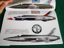 REPUBLIC F-105 THUNDERCHIEF Famous Airplanes of the World FAOW 144 THUD