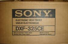SONY DXF-325CE VIEWFINDER FOR SONY CAMERAS = N E W =