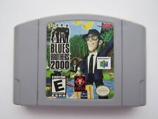 Blues Brothers 2000 Nintendo 64 N64 Authentic Video Game Cart Clean Tested GOOD!