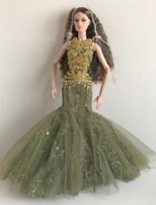 Never Predictable 2017 IFDC Convention Doll Lace Gown Dress Only Fashion Royalty