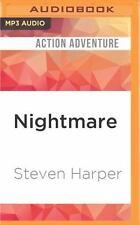 Silent Empire: Nightmare 2 by Steven Harper (2016, MP3 CD, Unabridged)