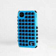 CASE IPHONE 4 +4s - extreme OUTDOOR SHOCK PROOF GFORM - CUSTODIA X G-FORM BLUE