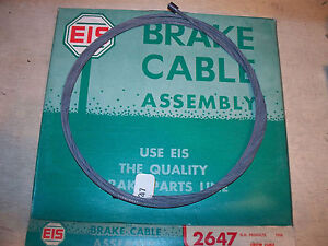 1968-1971 Oldsmobile Vista Cruiser & Buick SportWagon  Brake Cable NOS EIS 2647
