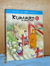 Kuma Miko: The Complete Series (DVD, 2017, 4-Disc Set) NEW anime country life
